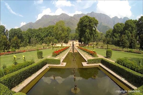 Mughal Gardens thrown open for public | KNO