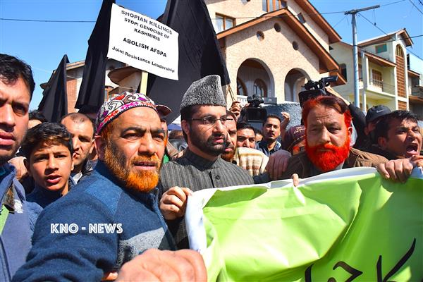 Hurriyat (M) demands rollback of highway ban | KNO