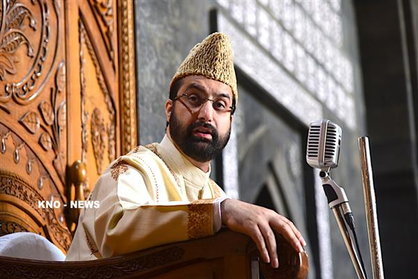 Election boycott clear message to Delhi, people want political initiative: Mirwaiz | KNO