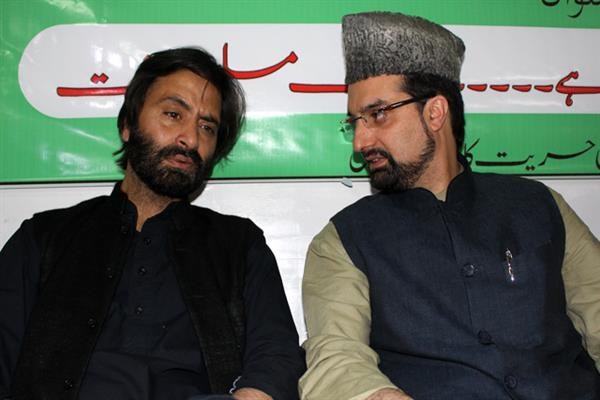 Hurriyat (M) denounces extension in judicial remand for Malik | KNO