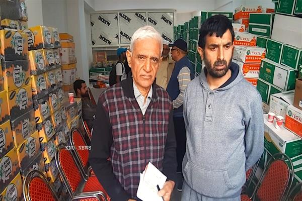 70 year-old Kashmiri Pandit renews 30-year-old tryst with destiny | KNO