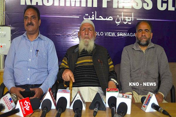 Shabir Shah, other prisoners torch bearers of resistance movement: JKDFP | KNO