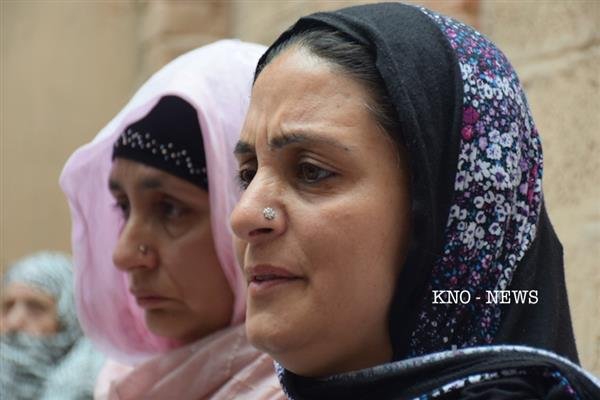 Malik meted out ill-treatment, civil society must wake up: JKLF chief's sister | KNO