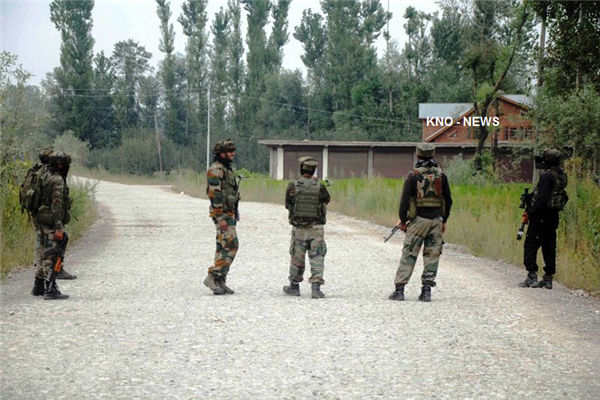 Forces launch search operation in Dadsara Tral | KNO