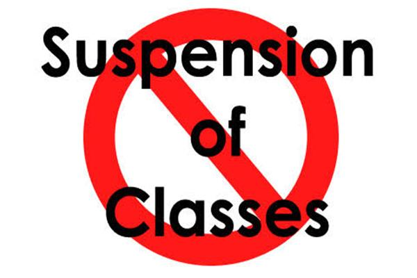 Classwork to remain suspended in educational institutions on Friday across Kashmir | KNO