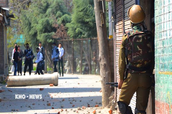 In restive Kashmir, education sector becomes first casualty | KNO