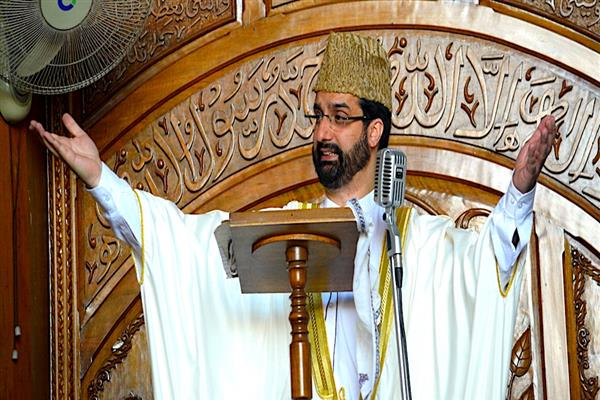 We are for sustained dialogue; not confrontation: Mirwaiz tells Delhi | KNO