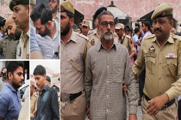 Kathua rape & murder case: six convicted, one acquitted, three including mastermind get lifer | KNO