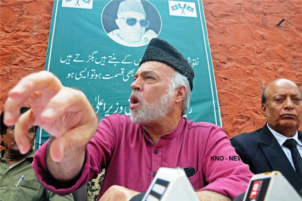 Forge unity to confront challenges: Muzaffar Shah tells political parties, sends letter party heads | KNO