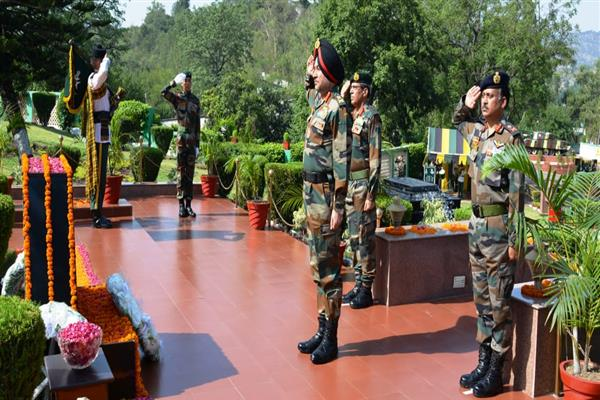 48th Raising Day of Northern Command celebrated | KNO