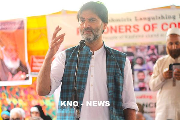 Spearheading peaceful political movement is no crime at all: JKLF over NIA's statement | KNO