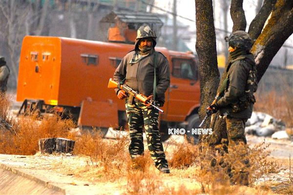 Marhama sangam encounter: Two Militants, Army man killed, Operation on | KNO