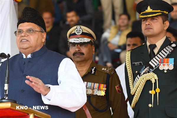 Guv presents President, Police Medals to 139 Police Personnel | KNO