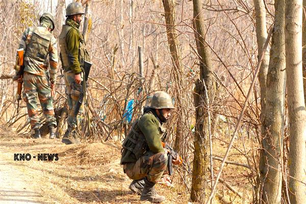 Tral Encounter: Militant killed, Search on, Clashes erupt in area | KNO
