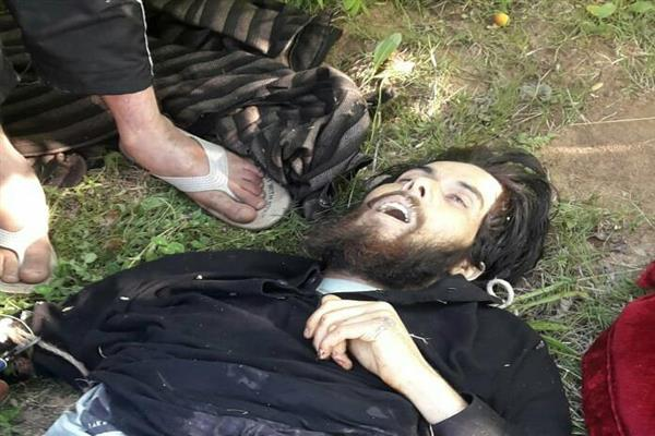 Body of ISJK militant found in mysterious circumstances in Sirhama Anantnag orchards | KNO