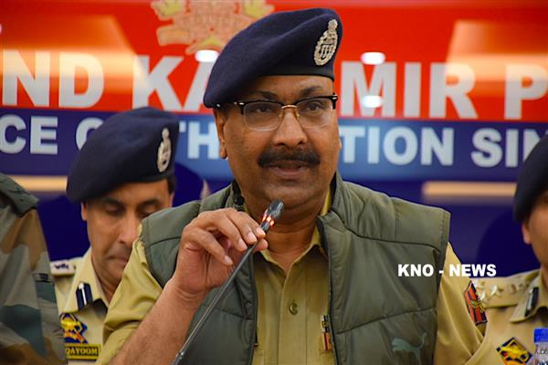 Ensure smooth regulation of traffic for conveyance of yatries: DGP | KNO