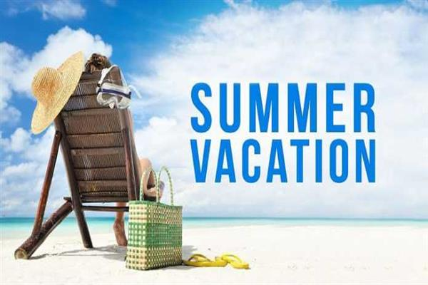Summer vacations in Schools from July 15 | KNO