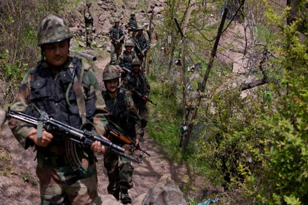 Indo-Pak troops trade heavy fire in Rajouri, Poonch | KNO