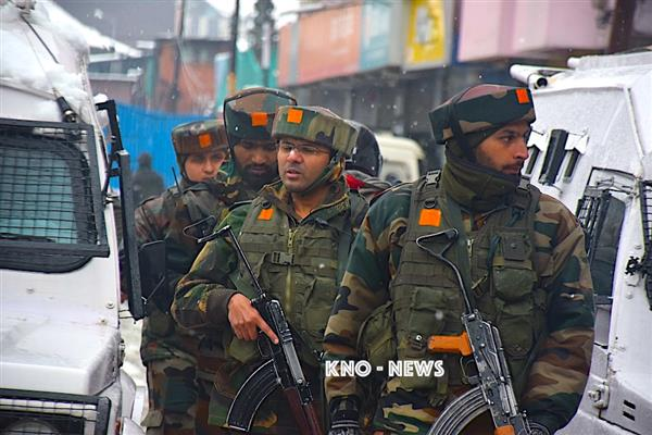 No change in anti-militancy operations in Kashmir, reveal security officials | KNO
