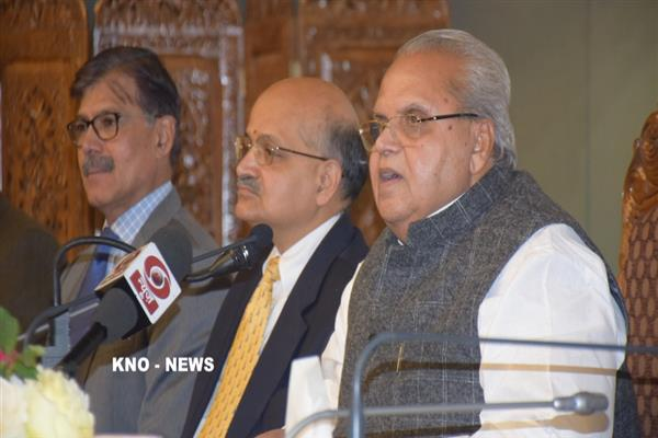 Change in Hurriyat visible, they welcomed KP's return, didn't call for strike on HM's visit: Governor Malik | KNO