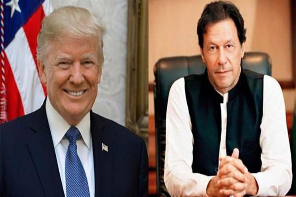 After PaK PM's US visit, Donald Trump offers to mediate on Kashmir issue | KNO