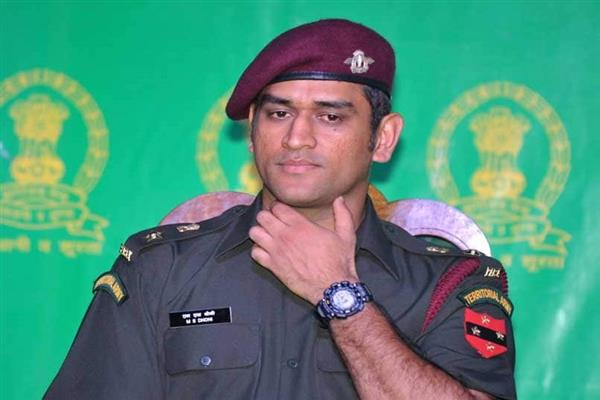 Ex-Indian skipper to begin his military innings from restive South Kashmir | KNO