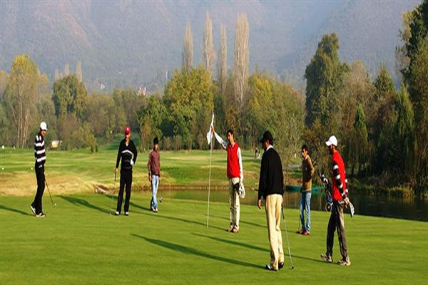 Kashmir Golf Club to be a peoples Golf Course | KNO
