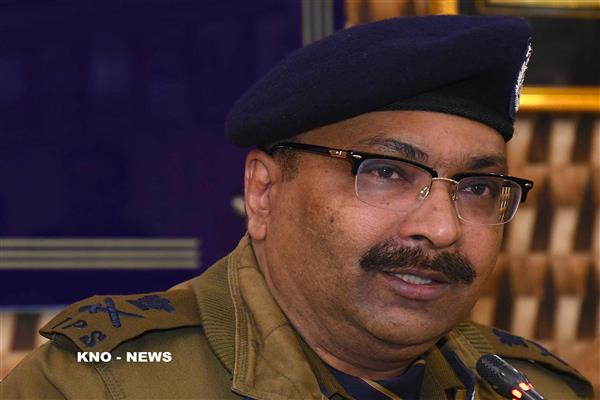 JK Police fought terrorism with utmost courage; peaceful atmosphere our prime concern: DGP | KNO