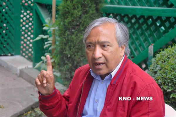 Tarigami questions PM's silence in parliament on Kashmir | KNO