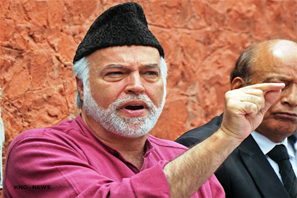 India resorting to unconstitutional measures at the level of Governance: Muzaffar Shah | KNO