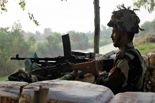 BAT action foiled at Keran sector, seven militants killed: Army | KNO