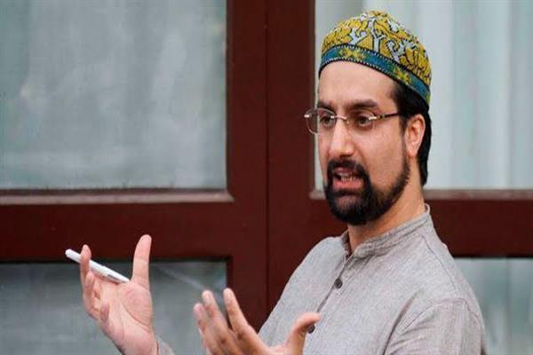 No bond signed by Mirwaiz Umar: Hurriyat Conference (M)   |KNO