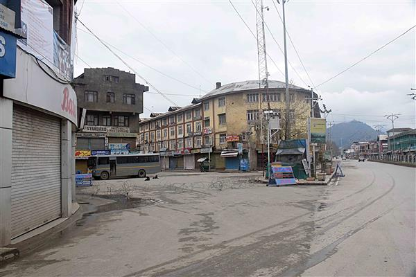 Coronavirus pandemic: 21-day lockdown begins amid restrictions in JK | KNO