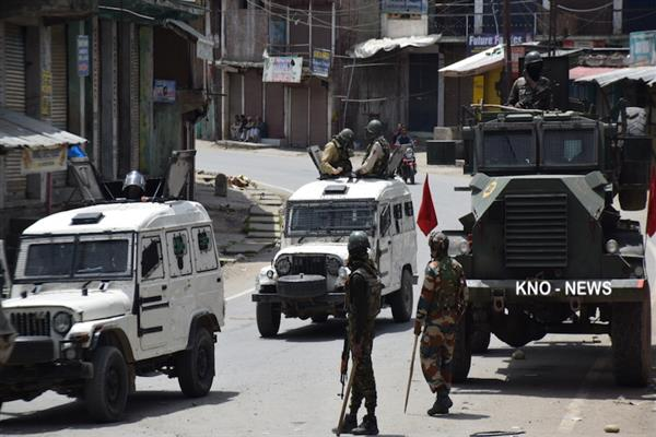 After 10 months, encounter rages in Kulgam district, two militants killed, Opt on | KNO