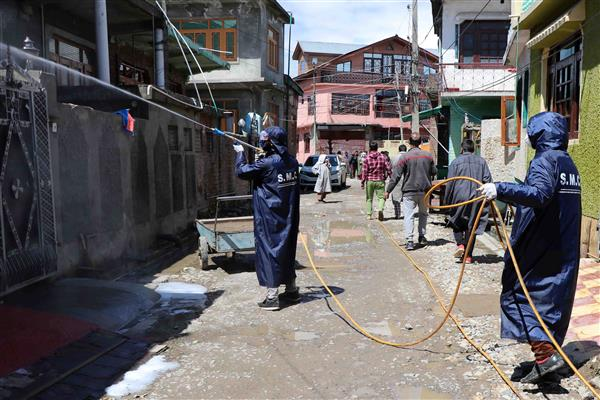 Five more villages declared red zone in Bandipora | KNO