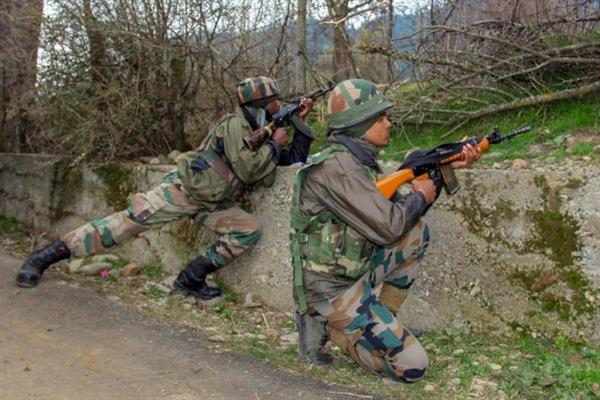 Keran Operation: Five militants, Five soldiers killed, Ops over | KNO