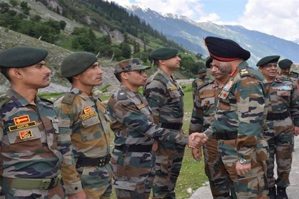 Online registration for Army recruitment rally at Rajouri extended till Apr 21 | KNO