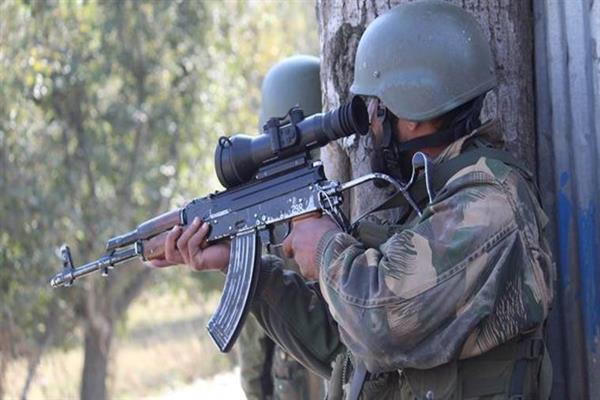 Encounter breaks out in DH Pora Kulgam | KNO