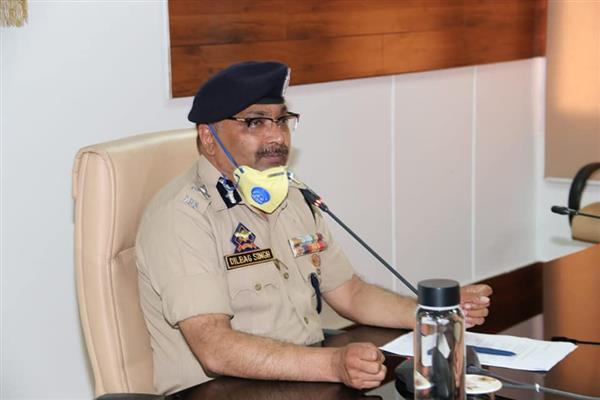DGP sanctions Rs 69 lakh welfare loan, relief for 69 police personnel | KNO