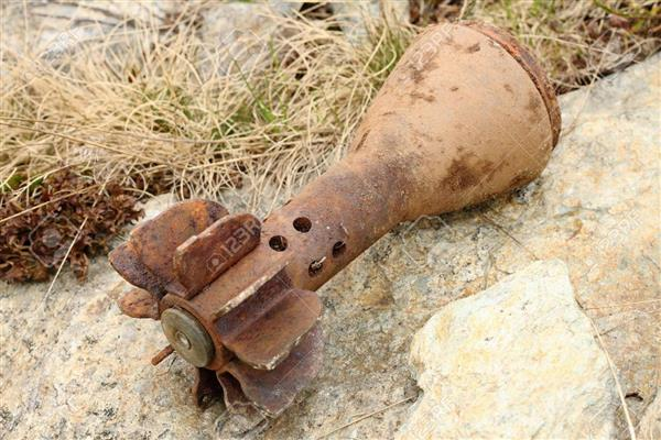 Unexploded shell recovered in Rajouri village | KNO