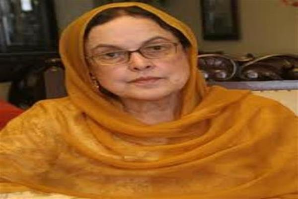 ANC president Khalida Shah welcomes NC's decision over delimitation process | KNO