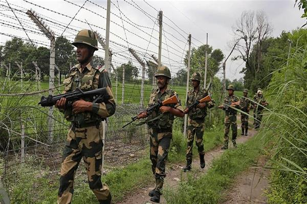 Ceasefire violation in Poonch's Balakote, civilian injured | KNO