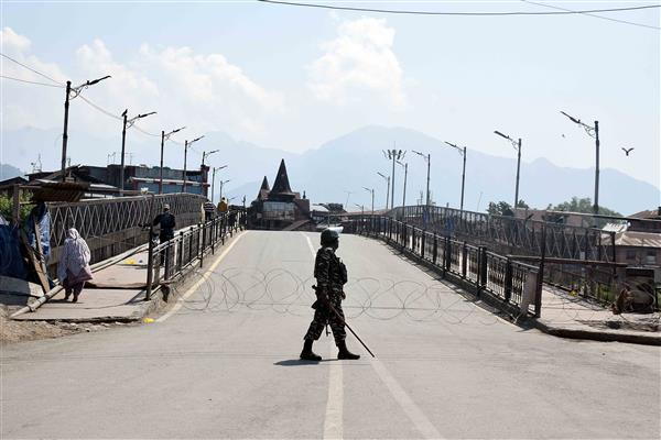 Lockdown: Existing guidelines to continue in J&K till June 8 | KNO
