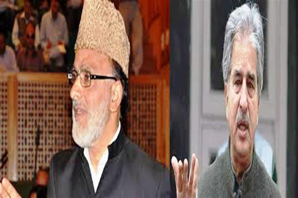Shah Faesal, 2 senior PDP leaders released after 9 months | KNO