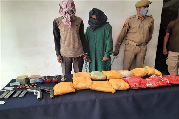 Narcotics worth Rs 65 Cr seized in Kupwara, 2 arrested: Police | KNO