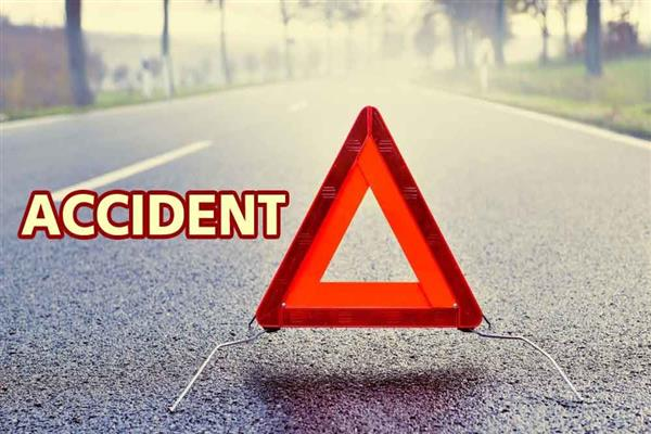 Two killed, five injured in Jammu mishap | KNO