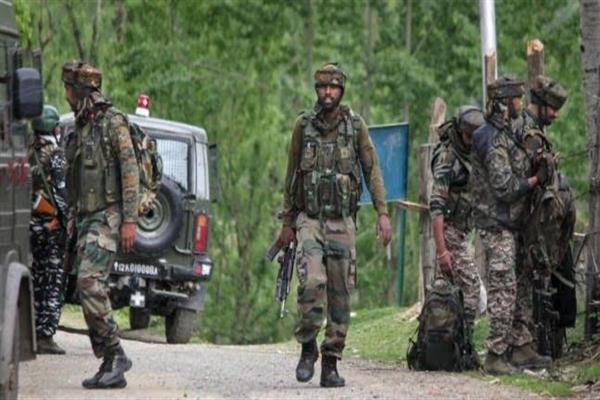 Anantnag encounter: Three militants killed, Search on | KNO