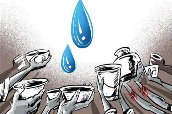 Water shortage across Kashmir as taps run dry | KNO