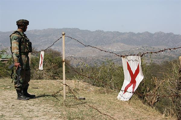 Infiltration bid foiled along LoC in Kupwara | KNO