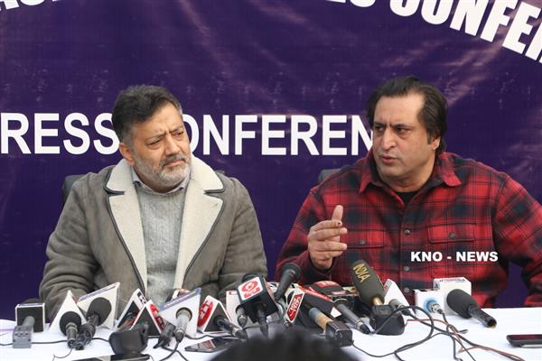 Sajad Lone likely to be released today after 1-year detention | KNO
